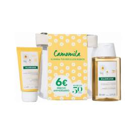 Klorane Pack Camomila Champu 100Ml + Balsamo 50Ml