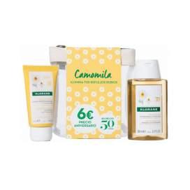 Klorane Pack Camomila Champu 100Ml + Balsamo 50Ml
