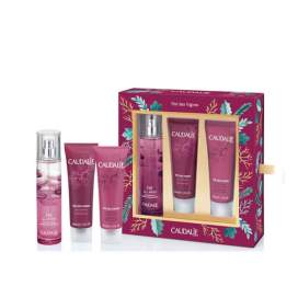 Caudalie Cofre The Des Vignes Colonia 50Ml + Gel Ducha 50Ml + Corporal 50Ml