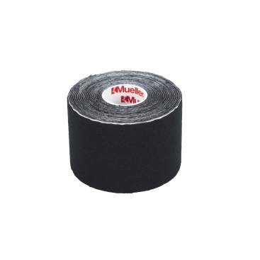 Mueller Kinesiology Tape Negro 5Cmx5M - 2.0Inx16.4Ft