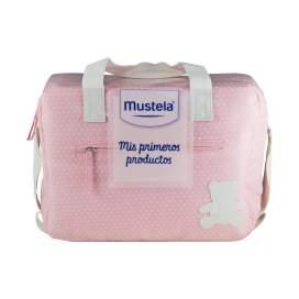 Mustela Bolsa Mis Primeros Productos Rosa