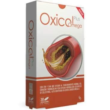 Oxicol Plus Omega 30 Capsulas