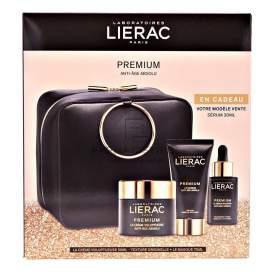 Lierac Premium Cofre Crema Voluptuosa 50Ml + Mascarilla 75Ml + Serum 30Ml