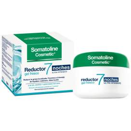 Somatoline 7 Noches Reductor Intensivo Gel 250 Ml