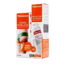 Thiomucase Kit Duplo Stick + Crema 75 Ml + 200 Ml