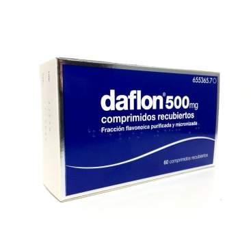 Buy Daflon 500 Mg 60 Coated Tablets Diosmine Deal Brand Buy Now