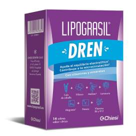 Lipograsil Draining Drenante 14 Sachets