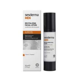 Sesderma Men Locion Facial Revitalizante VCF 50Ml