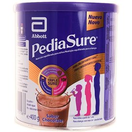 Pediasure Polvo Lata 400G Chocolate