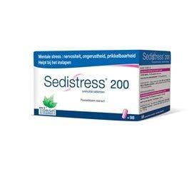 Sedistress 200 Mg 98 Comprimidos Recubiertos