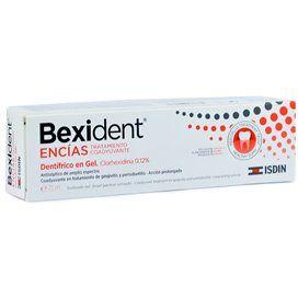 Bexident Encias Tratamiento Coadyuvante Dentifrico En Gel 75Ml
