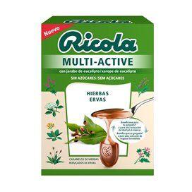 Ricola Multi-Activ Hierbas 51 G