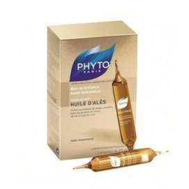 Phyto Huile D´Ales Baño de Brillo e Hidratacion 5 Ampollas