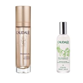 Caudalie Premier Cru The Cream 50Ml + Beauty Water 100Ml
