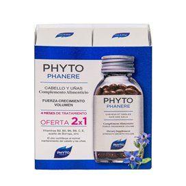 Phytophanere Cabelo/Unhas Duplo 2x120 Capsulas