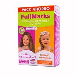 Fullmarks Champú 150ml + Locion Pediculicida 100Ml