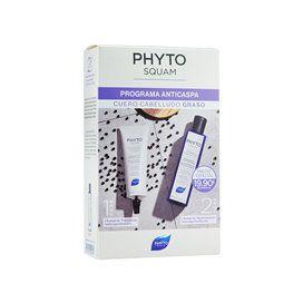 Phyto Phytosquam Programa Anticaspa Grasa