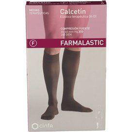 Farmalastic Calcetin Elastico Terapeutico T Extra Grande