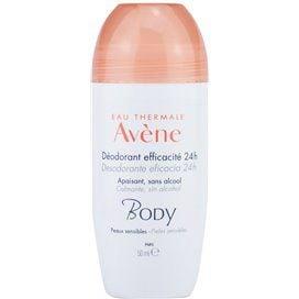 Avene Body Desodorante Eficacia 24H 50Ml