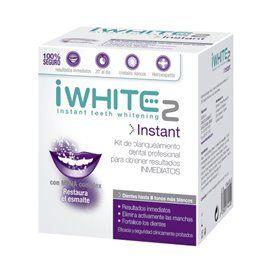 Iwhite 2 Instant Molde Dental Precargado 10 Moldes