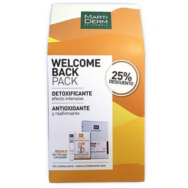 Martiderm Welcome Back Pack Detoxificante