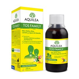 Aquilea Cough Family 150Ml